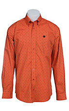 Cinch L/S Men's Fine Weave Shirt 1103813
