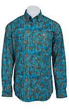 Cinch L/S Men's Fine Weave Shirt 1103815