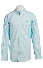 Cinch L/S Men's Fine Weave Shirt 1103817