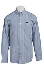 Cinch L/S Men's Fine Weave Shirt 1103823
