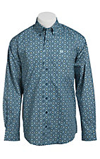 Cinch L/S Men's Fine Weave Shirt 1103826