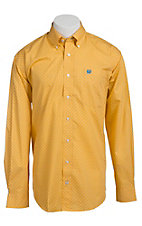 Cinch L/S Men's Fine Weave Shirt 1103827
