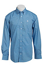 Cinch L/S Men's Fine Weave Shirt 1103829