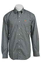 Cinch L/S Men's Fine Weave Shirt 1103841