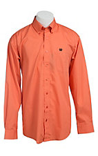 Cinch L/S Men's Fine Weave Shirt 1103842