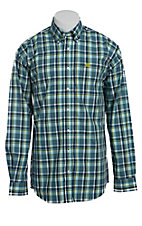 Cinch L/S Men's Fine Weave Shirt  1103848