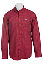 Cinch L/S Men's Fine Weave Shirt 1103853