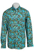 Cinch L/S Men's Fine Weave Shirt 1103856