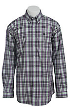 Cinch L/S Men's Fine Weave Shirt 1103858