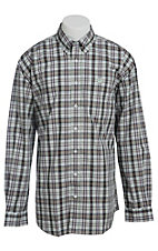 Cinch L/S Men's Fine Weave Shirt 1103859