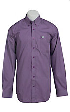 Cinch L/S Men's Fine Weave Shirt 1103865