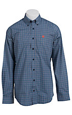 Cinch L/S Men's Fine Weave Shirt 1103883