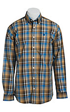 Cinch L/S Men's Fine Weave Shirt 1103888