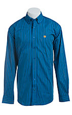 Cinch L/S Men's Fine Weave Shirt 1103890