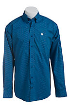 Cinch L/S Men's Fine Weave Shirt 1103894