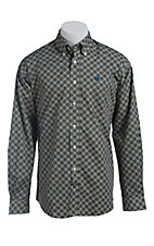 Cinch L/S Men's Fine Weave Shirt 1103895