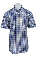 Cinch S/S Men's Fine Weave Shirt 1111090