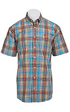 Cinch S/S Men's Fine Weave Shirt 1111094