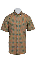 Cinch S/S Men's Fine Weave Shirt 1111096