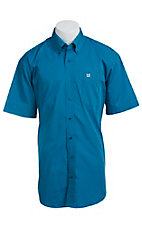 Cinch S/S Men's Fine Weave Shirt  1111103