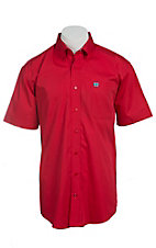 Cinch S/S Men's Fine Weave Shirt 1111107