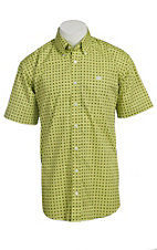 Cinch S/S Men's Fine Weave Shirt 1111111