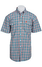 Cinch S/S Men's Fine Weave Shirt 1112000