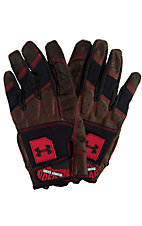 Under Armour® AllSeasonGear Hearthstone / Black Leather Impact Glove