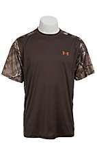 Under Armour® Men's Wylie Shortsleeve Camo UA Performance T-Shirt