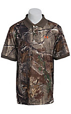Under Armour� Men?s Realtree Camo UA Logo Performance Polo