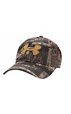 Under Armour® Men's Mossy Oak Break-Up Infinity Camo Adjustable Cap