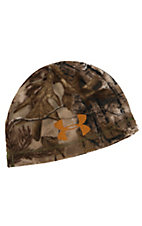 Under Armour® Cold Gear® Realtree Camo Fleece Beanie