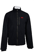 Under Armour Mens Black UA Burley Jacket 1239719001