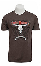 Cowboy Hardware® Brown Built Cowboy Tough S/S Tee
