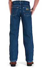 George Strait™ Wrangler® Boys Cowboy Cut Prewashed Jean--Sizes 1T-18 Reg, Slim, Husky