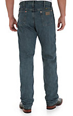 Wrangler® Cowboy Cut™ Greyed Indigo Original Fit Jeans