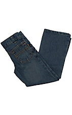 Cinch® Boys' Carter Medium Stonewash Regular Fit Jean--Sizes 8-18 MB16182001