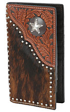 Justin® Bi-Fold Rodeo Wallet/Checkbook Cover 1744602