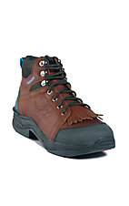 Roper® Horseshoe™ Men's Brown Waterproof Lace Up Classic Original Hiker Boots