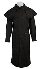 Outback Trading Co.® Brown Low Rider Oilskin Duster - Big Sizes