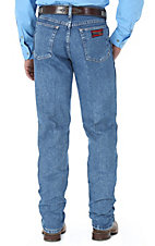 Wrangler 20X Men's Vintage Denim Original Fit Tall Jeans