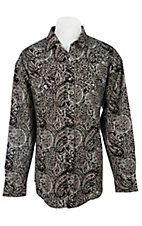 Panhandle Slim® Men's L/S Western Snap Shirt 30S3812MU