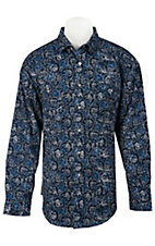 Panhandle Slim® Men's L/S Western Snap Shirt 30S3814MU