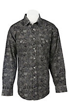 Panhandle Slim® Men's L/S Western Snap Shirt 30S3815MU
