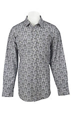 Panhandle Slim® Men's L/S Western Snap Shirt 30S3816MU