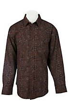 Panhandle Slim® Men's L/S Western Snap Shirt 30S3817MU
