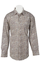Panhandle Slim® Men's L/S Western Snap Shirt 30S3818MU