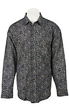 Panhandle Slim® Men's L/S Western Snap Shirt 30S3819MU