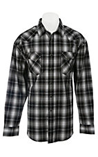 Panhandle Slim® Men's L/S Western Snap Shirt 30S3824