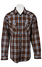 Panhandle Slim® Men's L/S Western Snap Shirt 30S3826
